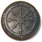 NFFF – Medaljer – slik ser de ut