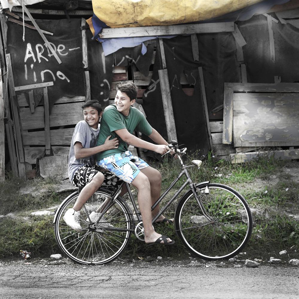 Romani in Montenegro (photo: Aase-Marie Dahle)