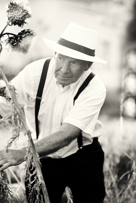 Don B (photo: Aase-Marie Dahle)