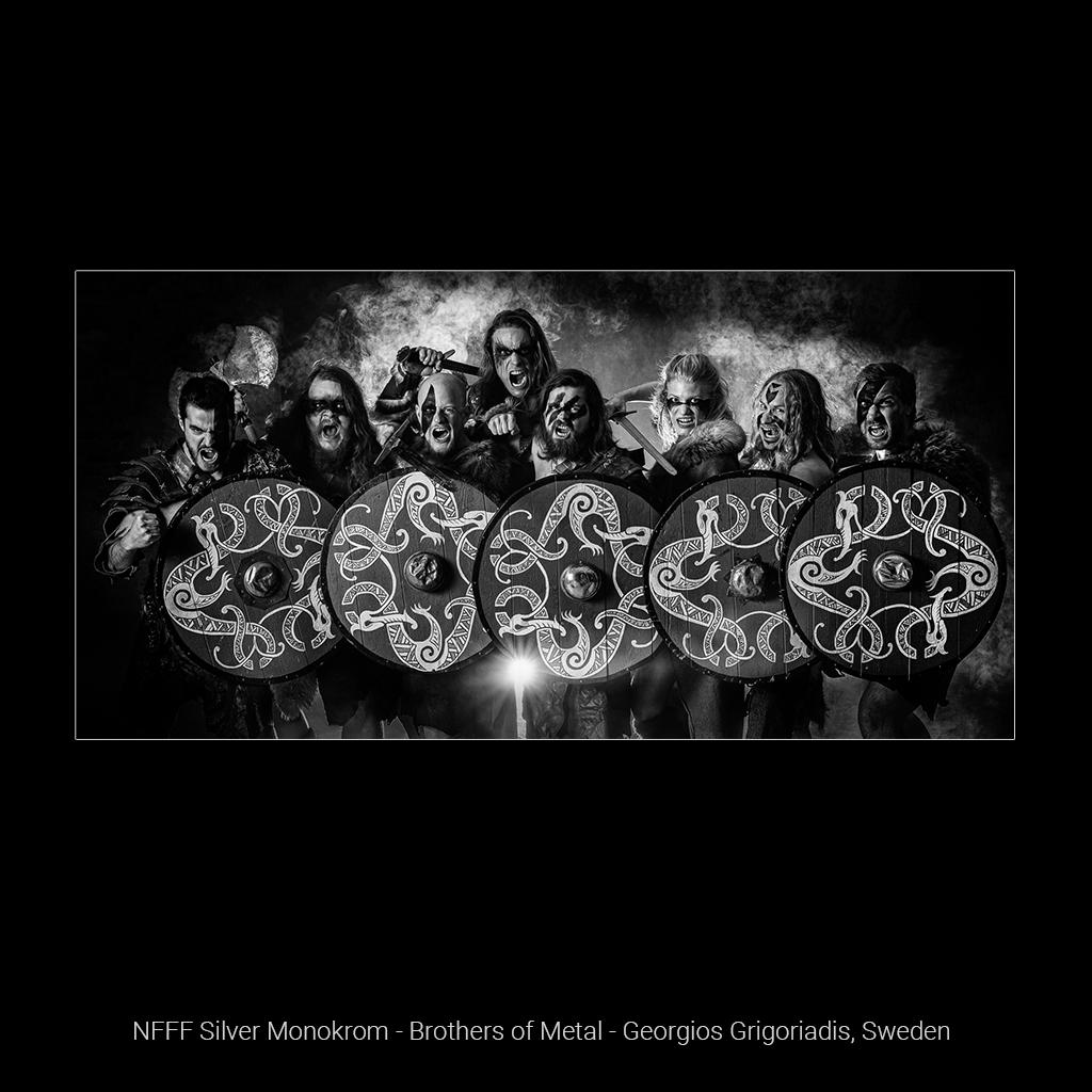 Medaljer Nordisk Fotomesterskap 2020