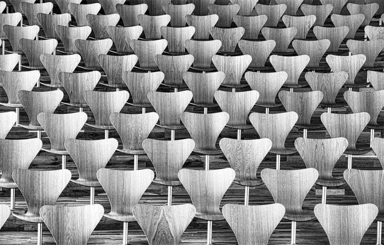 06 - John_Teglmand - Rows of cbairs