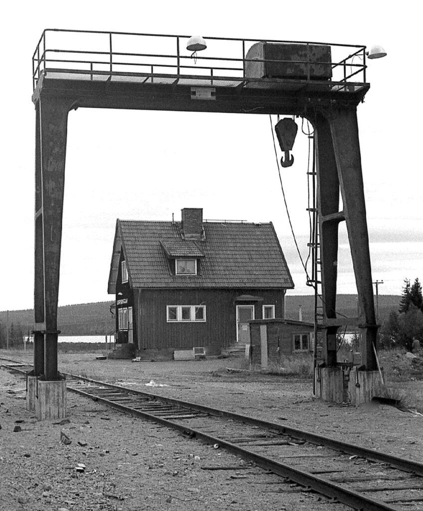 Luspebryggan spår (Gun-Inger Arvidsson)