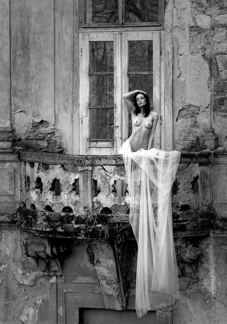 Balcony veil, Kim Kristensen
