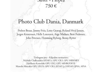 Photo Club Dania, DK: Silver medal
