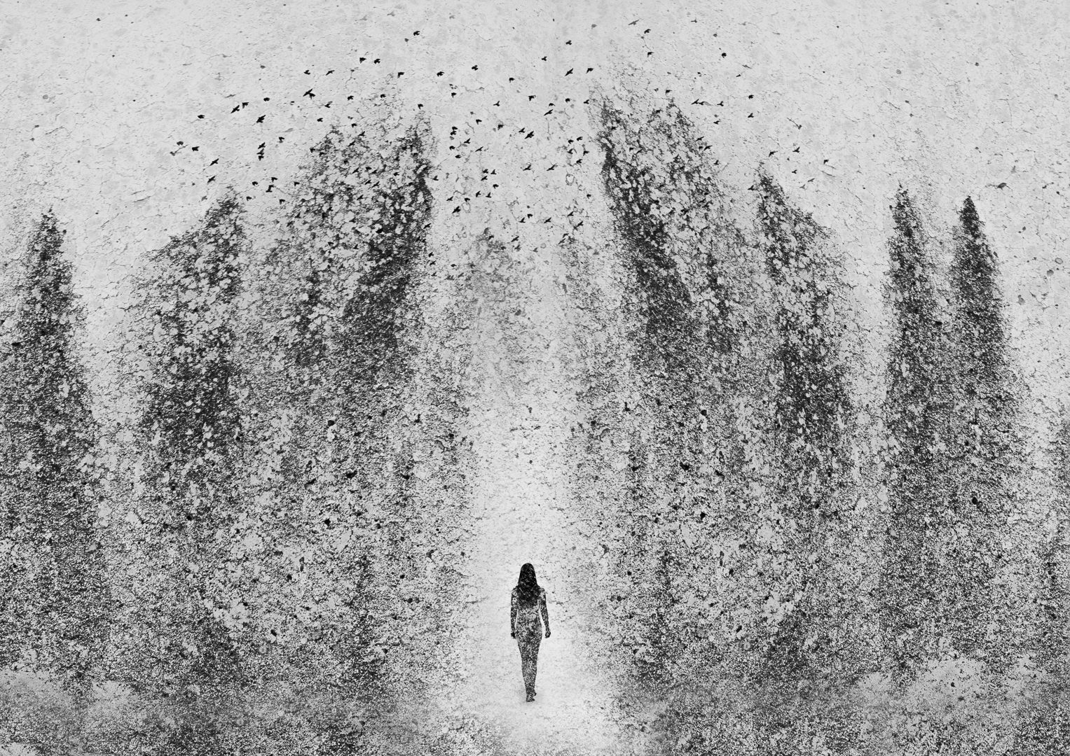 Alone with the Nature, Jonas D. Madsen