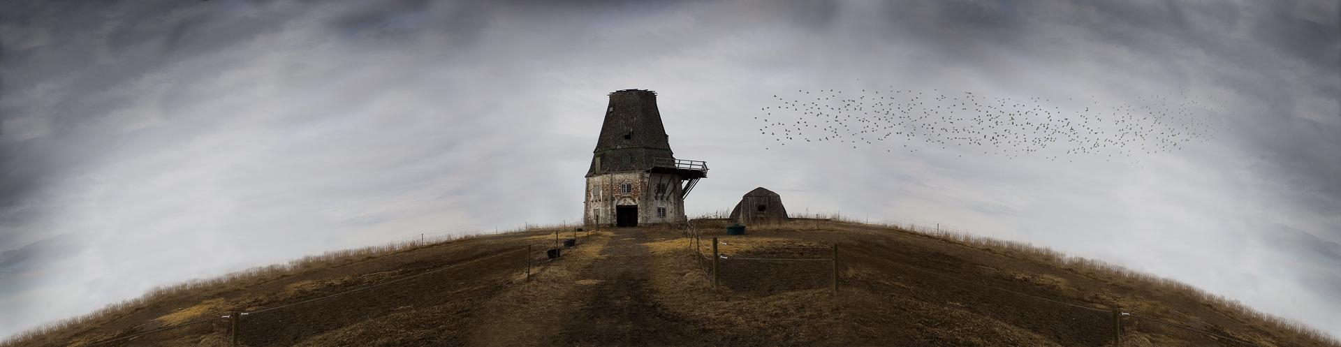 The Old Mill, Jonas D. Madsen