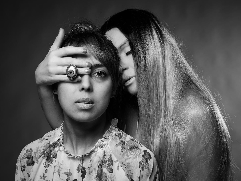 Love is blindless, Tiina Poimio