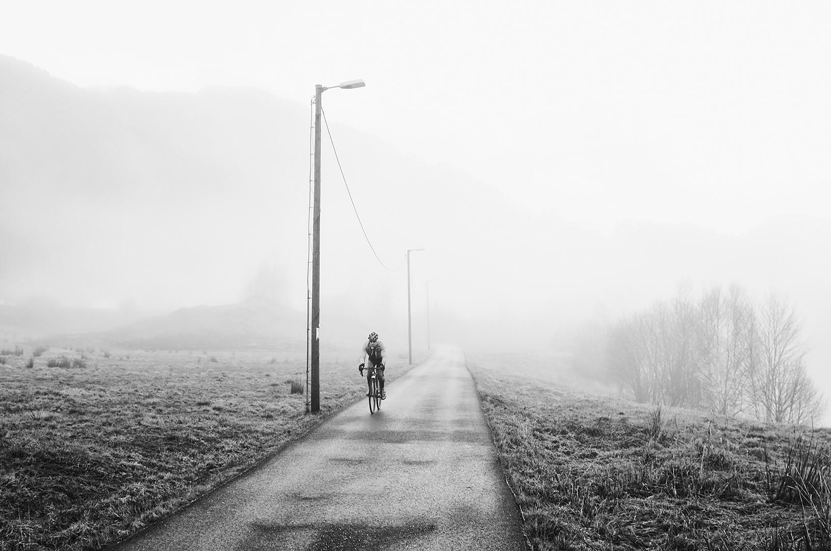 Out of the fog, Bente Nedrebø