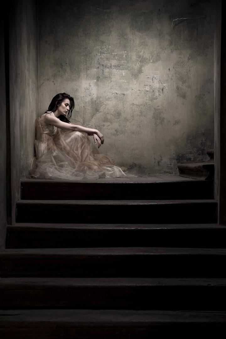 Stairs of despair, Kim Kristensen