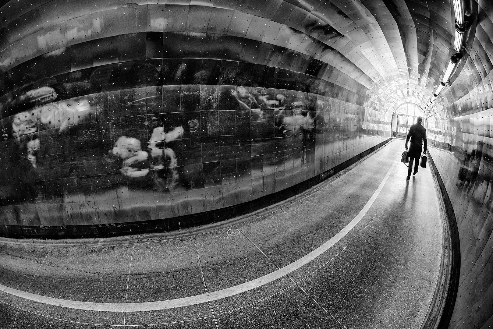 Towards the light, Mats Grimfoot