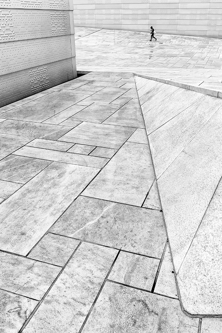 Walking on marble, Mats Grimfoot