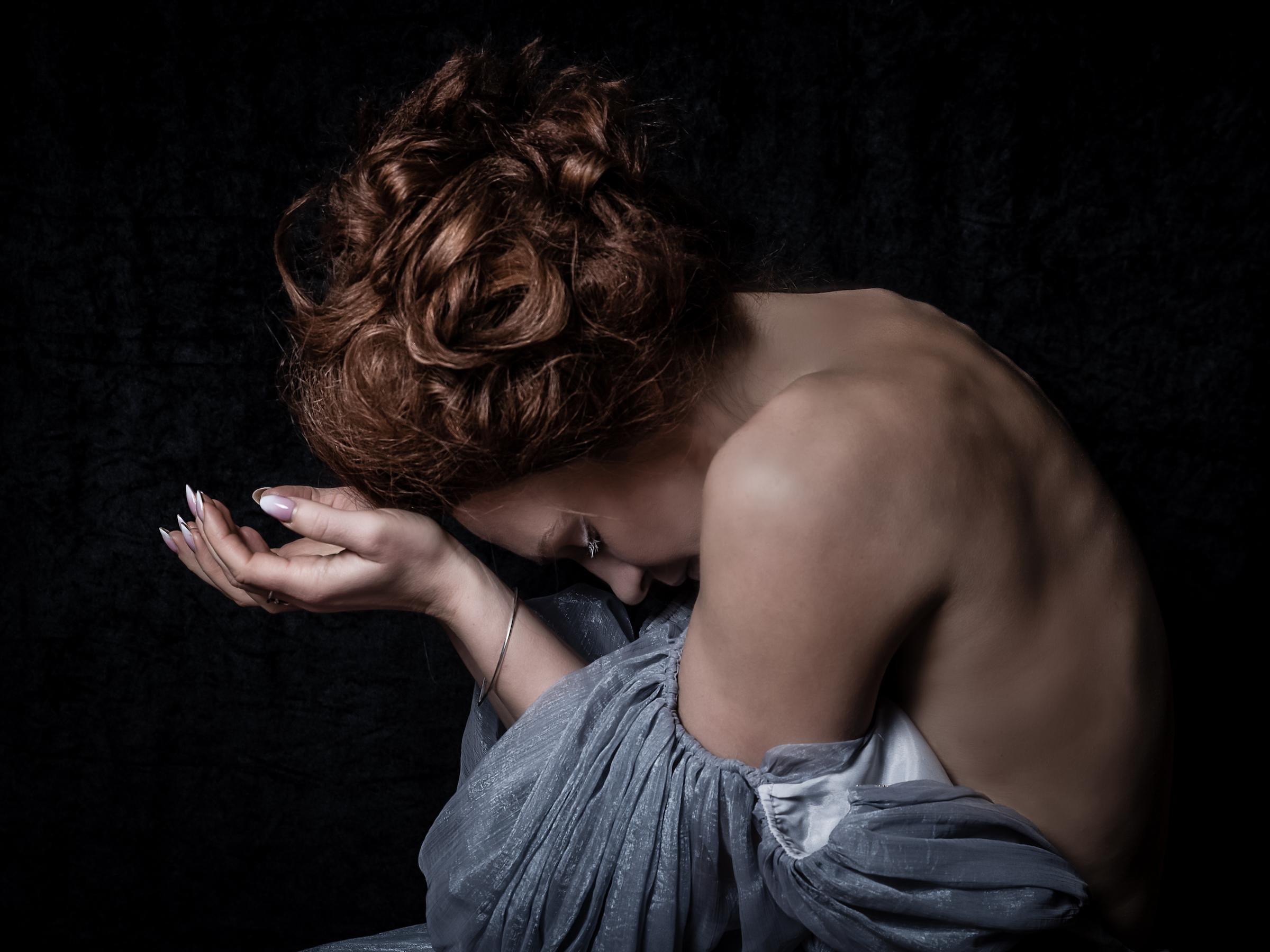 Tiina Poimio: Despair